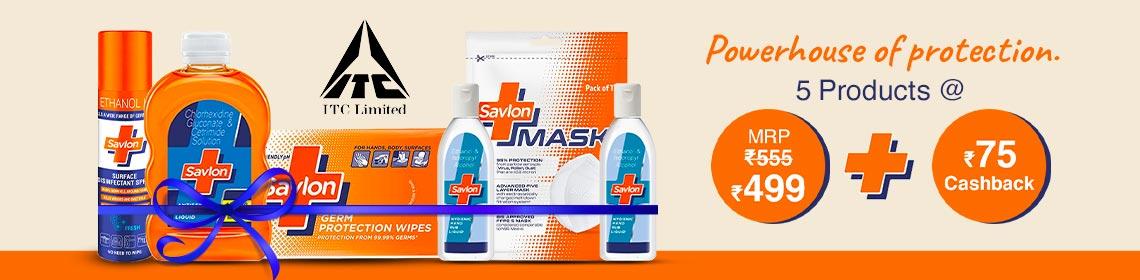 Savlon Covid Care Kit