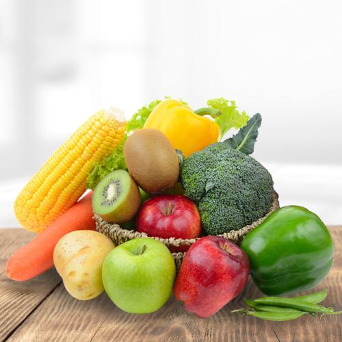 Fruits Vegetables & Flowers